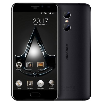 Ulefone Gemini 4G Phablet Android 6.0 5.5 inch