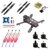 QAV ZMR 250 Carbon Fiber Quadcopter Frame with CC3D Flight Controller Brushless Motor ESC Set
