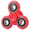 Buy Trolley Coin Tri-bar Fidget Spinner Stress Relief Toy RED