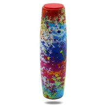 Colorful Water Transfer Printing ABS Fidget Roller