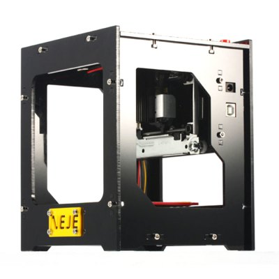 NEJE DK-8 Pro-5 500mW Laser Engraver Printer3D Printers, 3D Printer Kits<br>NEJE DK-8 Pro-5 500mW Laser Engraver Printer<br><br>Brand: NEJE<br>Certificate: CE<br>ImageSize:: 512x512 pixels<br>LaserWavelength:: 405nm<br>Memory card offline print: TF card<br>Model: DK-8-KZ<br>Package size: 30.00 x 20.00 x 21.00 cm / 11.81 x 7.87 x 8.27 inches<br>Package weight: 1.5160 kg<br>Packing Contents: 1 x Engraving Machine, 1 x Laser Protective Glasses, 1 x Allen Wrench,  2 x USB Cables, 1 x CD, 1 x Install Software, 1 x English User Manual<br>Product size: 14.50 x 16.00 x 19.00 cm / 5.71 x 6.3 x 7.48 inches<br>Product weight: 1.3000 kg<br>Voltage: 4.2-5.5V