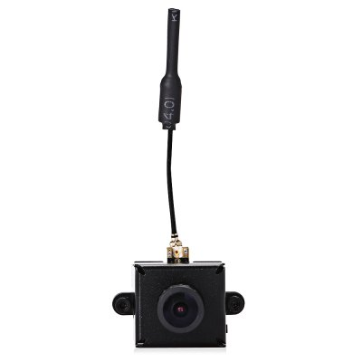 LST - S1 AIO 800TVL CMOS Mini FPV CameraReceiver &amp; Transmitter<br>LST - S1 AIO 800TVL CMOS Mini FPV Camera<br><br>FPV Equipments: FPV Mini Camera<br>Functions: Video<br>Package Contents: 1 x FPV Camera, 1 x English Manual<br>Package size (L x W x H): 7.20 x 7.00 x 3.50 cm / 2.83 x 2.76 x 1.38 inches<br>Package weight: 0.0560 kg<br>Product size (L x W x H): 3.00 x 1.70 x 2.50 cm / 1.18 x 0.67 x 0.98 inches<br>Product weight: 0.0080 kg