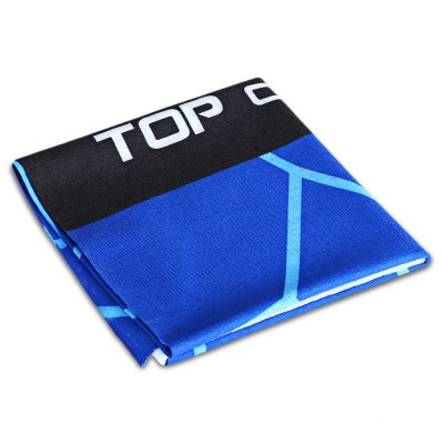 TOP CYCLING Sweat-absorbing Cycling Magic Scarf KerchiefCycling Clothings<br>TOP CYCLING Sweat-absorbing Cycling Magic Scarf Kerchief<br><br>Brand: TOP CYCLING<br>Material: Polyester<br>Package Contents: 1 x TOP CYCLING Cycling Magic Scarf<br>Package size (L x W x H): 13.00 x 13.00 x 1.00 cm / 5.12 x 5.12 x 0.39 inches<br>Package weight: 0.0530 kg<br>Product size (L x W x H): 49.50 x 24.50 x 0.10 cm / 19.49 x 9.65 x 0.04 inches<br>Product weight: 0.0310 kg