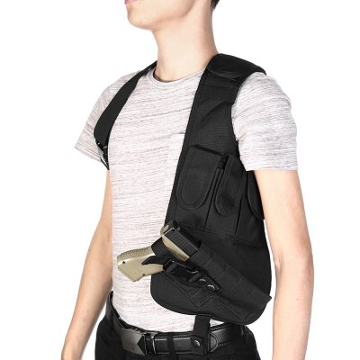 JINJULI Nylon Waist Pouch Accessory Bag with Shoulder StrapWaistpacks<br>JINJULI Nylon Waist Pouch Accessory Bag with Shoulder Strap<br><br>Brand: JINJULI<br>Color: Black<br>Features: Tactical Style, Ultra Light<br>Material: Nylon<br>Package Contents: 1 x JINJULI Waist Pouch<br>Package size (L x W x H): 18.00 x 24.00 x 5.00 cm / 7.09 x 9.45 x 1.97 inches<br>Package weight: 0.3910 kg<br>Product size (L x W x H): 30.00 x 23.00 x 1.00 cm / 11.81 x 9.06 x 0.39 inches<br>Product weight: 0.3480 kg