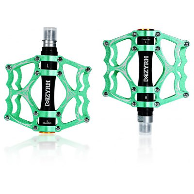 Pair of MZYRH HD 001 - 1 Three Bearings MTB Bicycle Pedals