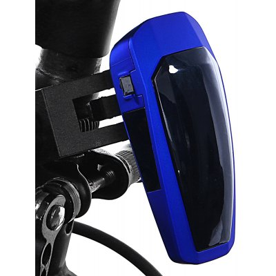 CTSmart Waterproof Smart Bicycle Brake Warning Tail Light