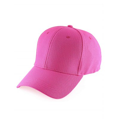 Adjustable Round Top Sun Hat Breathable Fishing Cap