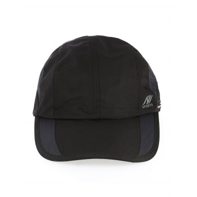 Adjustable Mesh Splicing Sun Hat Quick-drying Fishing CapMens Hats<br>Adjustable Mesh Splicing Sun Hat Quick-drying Fishing Cap<br><br>Circumference: 53 - 61cm<br>Contents: 1 x Hat<br>Depth: 9cm<br>Feature: Sun Block, Quick Dry, Breathable<br>Gender: Men<br>Material: Polyester<br>Package size (L x W x H): 14.00 x 28.00 x 5.00 cm / 5.51 x 11.02 x 1.97 inches<br>Package weight: 0.0900 kg<br>Pattern Type: Letter<br>Product weight: 0.0600 kg<br>Style: Casual<br>Type: Sun Hat