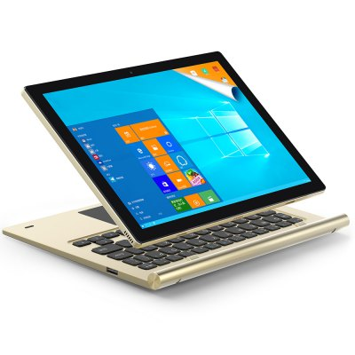 Teclast Tbook 10 S 2 in 1 Tablet PC with StylusTablet PCs<br>Teclast Tbook 10 S 2 in 1 Tablet PC with Stylus<br><br>3.5mm Headphone Jack: Yes<br>AC adapter: 220-240V 5V 2.5A<br>Additional Features: MP4, Bluetooth, Gravity Sensing System, HDMI, MP3, Wi-Fi<br>Battery Capacity(mAh): 3.8V / 6000mAh<br>Bluetooth: Yes<br>Brand: Teclast<br>Camera type: Single camera<br>Core: Quad Core, 1.44GHz<br>CPU: Intel Cherry Trail x5-Z8350<br>CPU Brand: Intel<br>DC Jack: Yes<br>Docking Interface: Support<br>E-book format: Excel, PDF, DOC, PowerPoint, TXT, Word<br>External Memory: TF card up to 128GB (not included)<br>Front camera: 2.0MP<br>G-sensor: Supported<br>Google Play Store: Supported<br>GPU: Intel HD Graphic(Gen8)<br>Material of back cover: Aluminum Alloy<br>MIC: Supported<br>Micro USB Slot: Yes<br>Mini HDMI: Yes<br>MS Office format: Word, PPT, Excel<br>Music format: WMA, OGG, MP3, AAC, 3GP, WAV<br>OS: Windows 10 + Android 5.1<br>Package size: 34.50 x 20.00 x 5.00 cm / 13.58 x 7.87 x 1.97 inches<br>Package weight: 1.0640 kg<br>Picture format: BMP, JPEG, GIF, JPG, PNG<br>Pre-installed Language: Windows OS is built-in Chinese and English, and other languages need to be downloaded by WiFi. Android OS supports multi-language<br>Product size: 24.65 x 16.59 x 0.80 cm / 9.7 x 6.53 x 0.31 inches<br>Product weight: 0.5920 kg<br>RAM: 4GB<br>ROM: 64GB<br>Screen resolution: 1920 x 1200 (WUXGA)<br>Screen size: 10.1 inch<br>Screen type: IPS<br>Skype: Supported<br>Speaker: Built-in Dual Channel Speaker<br>Support Network: WiFi<br>Tablet PC: 1<br>TF card slot: Yes<br>Touch Screen Pen: 1<br>Type: Tablet PC<br>USB Cable: 1<br>Video format: MP4, 4K (4096 x 2160 px)<br>WIFI: 802.11b/g/n wireless internet<br>Youtube: Supported