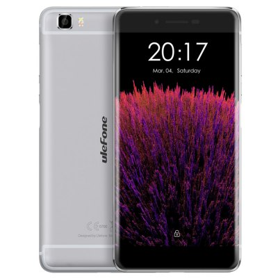 Ulefone Future 4/32 GB Gray