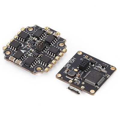 HGLRC XJB F310 Flytower F3 Flight ControllerFlight Controller<br>HGLRC XJB F310 Flytower F3 Flight Controller<br><br>Firmware: BLHeli-S<br>Flight Controller Type: F3<br>Functions: Oneshot125, Multishot, DShot600, DShot300, DShot150, Damped Light, Oneshot42<br>Input Voltage: 2 - 3S<br>Package Contents: 1 x XJB F310 Flight Controller, 1 x Pack of Nylon Fittings<br>Package size (L x W x H): 4.50 x 3.70 x 3.50 cm / 1.77 x 1.46 x 1.38 inches<br>Package weight: 0.0230 kg<br>Product size (L x W x H): 3.00 x 2.70 x 1.10 cm / 1.18 x 1.06 x 0.43 inches<br>Product weight: 0.0070 kg<br>Type: Flight Controller Set