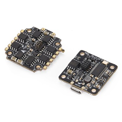 HGLRC XJB F410 Flytower F4 Flight ControllerFlight Controller<br>HGLRC XJB F410 Flytower F4 Flight Controller<br><br>Firmware: BLHeli-S<br>Flight Controller Type: F4<br>Functions: Oneshot125, Multishot, DShot600, DShot300, DShot150, Damped Light, Oneshot42<br>Input Voltage: 2 - 3S<br>Package Contents: 1 x XJB F410 Flight Controller, 1 x Pack of Nylon Fittings<br>Package size (L x W x H): 4.50 x 3.70 x 3.50 cm / 1.77 x 1.46 x 1.38 inches<br>Package weight: 0.0240 kg<br>Product size (L x W x H): 3.00 x 2.70 x 1.10 cm / 1.18 x 1.06 x 0.43 inches<br>Product weight: 0.0080 kg<br>Type: Flight Controller Set