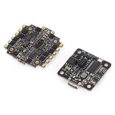 HGLRC XJB F425 Flytower F4 Flight ControllerFlight Controller<br>HGLRC XJB F425 Flytower F4 Flight Controller<br><br>Firmware: BLHeli-S<br>Flight Controller Type: F4<br>Functions: Oneshot125, Multishot, DShot600, DShot300, DShot150, Damped Light, Oneshot42<br>Input Voltage: 2 - 4S<br>Package Contents: 1 x XJB F425 Flight Controller, 1 x Pack of Nylon Fittings<br>Package size (L x W x H): 4.50 x 4.10 x 3.50 cm / 1.77 x 1.61 x 1.38 inches<br>Package weight: 0.0240 kg<br>Product size (L x W x H): 3.10 x 3.10 x 1.10 cm / 1.22 x 1.22 x 0.43 inches<br>Product weight: 0.0080 kg<br>Type: Flight Controller Set