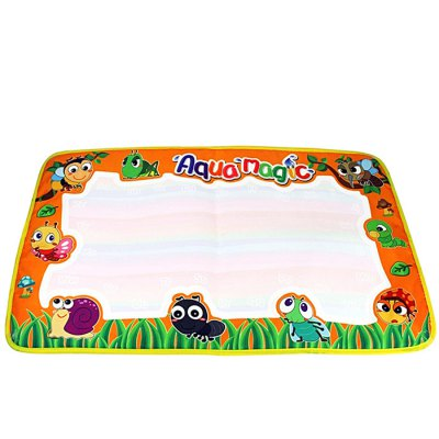 Animal Pattern Water Drawing Mat Doodle BoardOther Educational Toys<br>Animal Pattern Water Drawing Mat Doodle Board<br><br>Completeness: Finished Goods<br>Gender: Unisex<br>Materials: Other<br>Package Contents: 1 x Drawing Mat, 2 x Pen<br>Package size: 30.00 x 37.00 x 1.00 cm / 11.81 x 14.57 x 0.39 inches<br>Package weight: 0.1000 kg<br>Product size: 56.00 x 36.00 x 0.50 cm / 22.05 x 14.17 x 0.2 inches<br>Product weight: 0.0700 kg<br>Stem From: China