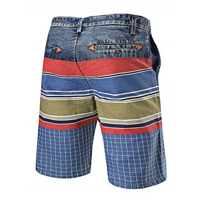 Zacard Fashion Beach ShortsMens Shorts<br>Zacard Fashion Beach Shorts<br><br>Brand: Zacard<br>Color: Blue,Red<br>Material: Cotton, Denim<br>Package Contents: 1 x Shorts<br>Package size: 40.00 x 30.00 x 3.00 cm / 15.75 x 11.81 x 1.18 inches<br>Package weight: 0.5000 kg<br>Product weight: 0.4500 kg