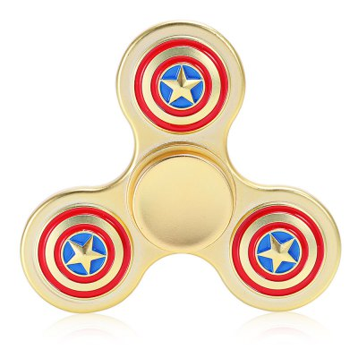 Three-leaf American Style Stainless Steel Fidget SpinnerFidget Spinners<br>Three-leaf American Style Stainless Steel Fidget Spinner<br><br>Color: Gold<br>Frame material: Stainless Steel<br>Package Contents: 1 x Fidget Spinner<br>Package size (L x W x H): 9.00 x 6.00 x 2.00 cm / 3.54 x 2.36 x 0.79 inches<br>Package weight: 0.1180 kg<br>Product size (L x W x H): 5.80 x 5.80 x 1.50 cm / 2.28 x 2.28 x 0.59 inches<br>Product weight: 0.0670 kg<br>Swing Numbers: 3<br>Type: Triple Blade