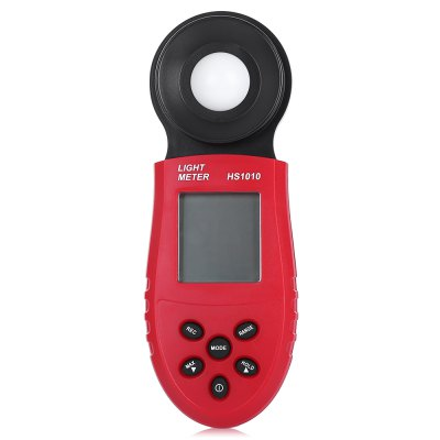 High Accuracy Digital Light Meter with LCD Display