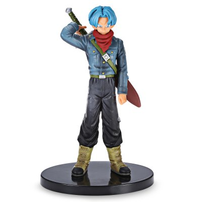 Collectible Animation Figurine - 7.48 inchMovies &amp; TV Action Figures<br>Collectible Animation Figurine - 7.48 inch<br><br>Completeness: Finished Goods<br>Gender: Unisex<br>Materials: PVC<br>Package Contents: 1 x Action Figure<br>Package size: 13.00 x 10.00 x 20.00 cm / 5.12 x 3.94 x 7.87 inches<br>Package weight: 0.2350 kg<br>Product size: 9.00 x 9.00 x 19.00 cm / 3.54 x 3.54 x 7.48 inches<br>Stem From: Japan<br>Theme: Movie and TV