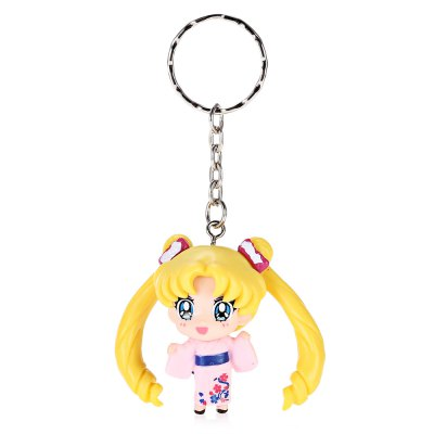 Anime Theme Alloy + PVC Key Chain - 5pcs / setKey Chains<br>Anime Theme Alloy + PVC Key Chain - 5pcs / set<br><br>Design Style: Fashion<br>Gender: Unisex<br>Materials: Alloy, PVC<br>Package Contents: 5 x Keyring<br>Package size: 20.00 x 14.00 x 3.00 cm / 7.87 x 5.51 x 1.18 inches<br>Package weight: 0.1450 kg<br>Stem From: Japan<br>Theme: Movie and TV