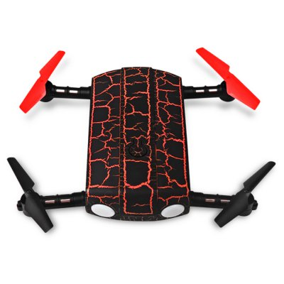 Helic Max 1705W Foldable RC Pocket Drone - BNFRC Quadcopters<br>Helic Max 1705W Foldable RC Pocket Drone - BNF<br><br>Battery: 3.7V 500mAh lithium-ion<br>Brand: HeLICMAX<br>Built-in Gyro: 6 Axis Gyro<br>Camera Pixels: 0.3MP<br>Channel: No Transmitter<br>Charging Time.: about 1 hour<br>Compatible with Additional Gimbal: No<br>Detailed Control Distance: About 30m<br>Features: WiFi APP Control, WiFi FPV, Camera, Brushed Version<br>Flying Time: 6-7mins<br>FPV Distance: About 30m<br>Functions: One Key Taking Off, 3D rollover, Air Press Altitude Hold, Emergency Landing, Forward/backward, Gravity Sense Control, Headless Mode, One Key Landing, Speed up, Up/down, WiFi Connection, Slow down, With light, Turn left/right<br>Kit Types: BNF<br>Level: Beginner Level<br>Model Power: Built-in rechargeable battery<br>Night Flight: Yes<br>Package Contents: 1 x Drone ( Battery Included ), 1 x USB Cable, 4 x Spare Propeller, 1 x English Manual<br>Package size (L x W x H): 24.00 x 22.00 x 11.00 cm / 9.45 x 8.66 x 4.33 inches<br>Package weight: 0.1498 kg<br>Product weight: 0.0192 kg<br>Radio Mode: WiFi APP<br>Remote Control: 2.4GHz Wireless Remote Control<br>Sensor: Optical Flow<br>Size: Mini<br>Transmitter Power: No transmitter included<br>Type: Quadcopter, Indoor