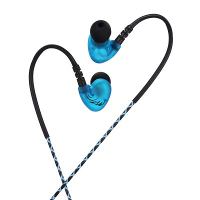 Cosonic W1 In-ear Bass EarbudsEarbud Headphones<br>Cosonic W1 In-ear Bass Earbuds<br><br>Application: Mobile phone, Sport, Running, Portable Media Player, Computer<br>Brand: COSONIC<br>Compatible with: iPhone<br>Connectivity: Wired<br>Function: MP3 player, Answering Phone, Noise Cancelling, Microphone<br>Impedance: 16ohms±15 percent<br>Language: No<br>Material: PC, ABS<br>Model: W1<br>Package Contents: 1 x Earbuds, 2 x Pair of Tips, 1 x Clamp<br>Package size (L x W x H): 15.00 x 8.50 x 2.00 cm / 5.91 x 3.35 x 0.79 inches<br>Package weight: 0.0470 kg<br>Plug Type: 3.5mm<br>Product weight: 0.0160 kg