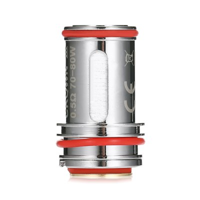 4pcs UWELL Crown 3 0.5 ohm CoilsAccessories<br>4pcs UWELL Crown 3 0.5 ohm Coils<br><br>Be suitable for : 0.5 ohm<br>Brand: Uwell<br>Material: Stainless Steel<br>Package Contents: 4 x Coil<br>Package size (L x W x H): 8.00 x 4.00 x 1.80 cm / 3.15 x 1.57 x 0.71 inches<br>Package weight: 0.0550 kg<br>Product size (L x W x H): 2.50 x 1.50 x 1.50 cm / 0.98 x 0.59 x 0.59 inches<br>Product weight: 0.0110 kg