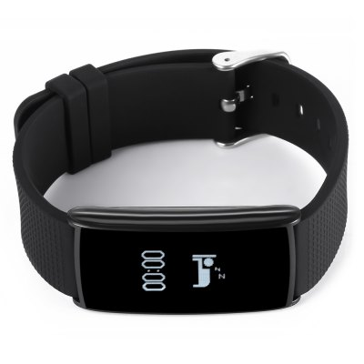 N108 Smartband Fitness Tracker Android iOS CompatibleSmart Watches<br>N108 Smartband Fitness Tracker Android iOS Compatible<br><br>Alert type: Vibration<br>Anti-lost: Yes<br>Band material: Silicone<br>Band size: 25 x 2.0 cm<br>Battery  Capacity: 80mAh<br>Bluetooth calling: Phone call reminder<br>Bluetooth Version: Bluetooth 4.0<br>Case material: Plastic<br>Charging Time: About 3hours<br>Compatability: Android 4.3 or Above / iOS 8.0 or More / Bluetooth 4.0<br>Compatible OS: Android, IOS<br>Dial size: 4.1 x 2.0 cm<br>Health tracker: Blood Oxygen,Blood Pressure,Drinking reminder,Heart rate monitor,Pedometer,Sedentary reminder,Sleep monitor<br>IP rating: IP67 Waterproof Standard<br>Messaging: Message reminder<br>Notification type: Wechat, QQ<br>Operating mode: Touch Key<br>Other Function: Bluetooth<br>Package Contents: 1 x N108 Smartband, 1 x USB Charger, 1 x Chinese-English User Manual<br>Package size (L x W x H): 12.30 x 12.30 x 4.00 cm / 4.84 x 4.84 x 1.57 inches<br>Package weight: 0.1320 kg<br>People: Female table,Male table<br>Product size (L x W x H): 25.00 x 2.00 x 1.00 cm / 9.84 x 0.79 x 0.39 inches<br>Product weight: 0.0250 kg<br>RAM: 64K<br>Remote control function: Remote Camera<br>ROM: 512K<br>Screen: OLED<br>Screen size: 0.96 inch<br>Shape of the dial: Rectangle<br>Standby time: About 15 days<br>Waterproof: Yes<br>Wearing diameter: 17 - 23 cm