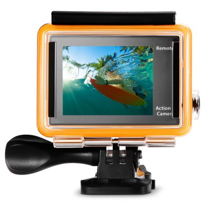 EKEN V8s 4K WiFi Action Sports Camera with 2.4G Remote Controller