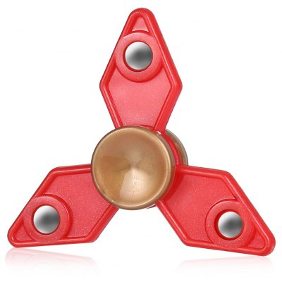 Three Rhombus ADHD Fidget Spinner Hand Spinning Toy