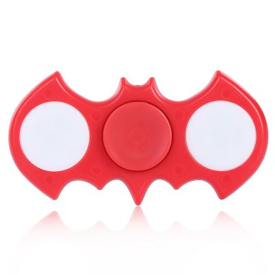 Multi-color LED Two-blade ABS Fidget Spinner