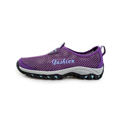 Mesh Slip On Sports ShoesWomens Sneakers<br>Mesh Slip On Sports Shoes<br><br>Color: Light Gray,Purple,Royal Blue<br>Contents: 1 x Pair of Shoes<br>Materials: Rubber<br>Occasion: Casual<br>Package Size ( L x W x H ): 33.00 x 22.00 x 11.00 cm / 12.99 x 8.66 x 4.33 inches<br>Package Weights: 0.780KG<br>Seasons: Autumn,Spring,Summer<br>Size: 35,36,37,38,39,40<br>Style: Leisure<br>Type: Casual Shoes