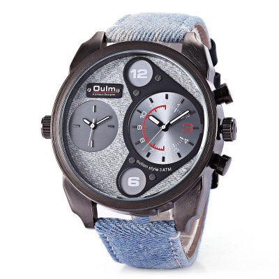 Oulm 9316 Men Quartz Watch