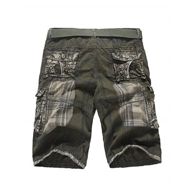AOWOFS Camo Men\s Cargo ShortsMens Shorts<br>AOWOFS Camo Men\s Cargo Shorts<br><br>Brand: AOWOFS<br>Material: Cotton<br>Package Contents: 1 x Pair of AOWOFS Shorts<br>Package size: 40.00 x 30.00 x 2.00 cm / 15.75 x 11.81 x 0.79 inches<br>Package weight: 0.6000 kg<br>Product weight: 0.5500 kg<br>Size: 29,30,31,32,34,36,38