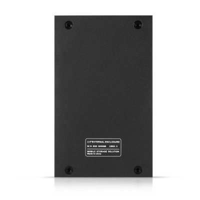 SSK SHE088 2.5 inch HDD External Enclosure Hard Drive CaseHDD &amp; SSD<br>SSK SHE088 2.5 inch HDD External Enclosure Hard Drive Case<br><br>Application: Desktop, Laptop<br>Brand: SSK<br>Color: Black<br>Design: Portable<br>Material: ABS<br>Model: SHE088<br>Package Size(L x W x H): 24.00 x 17.00 x 6.00 cm / 9.45 x 6.69 x 2.36 inches<br>Package weight: 0.2300 kg<br>Packing List: 1 x SHE088 2.5 inch HDD External Enclosure, 1 x USB Cable, 1 x Bilingual Manual in Chinese and English, 1 x Screw Pack, 4 x Corner Pad<br>Product Size(L x W x H): 12.40 x 7.76 x 1.24 cm / 4.88 x 3.06 x 0.49 inches<br>Product weight: 0.0610 kg