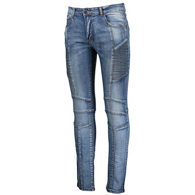 Plus Size Slim Fit Jeans