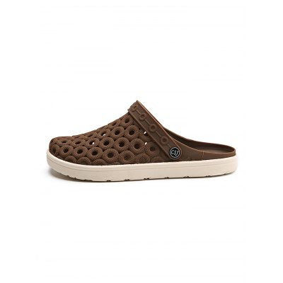 Dual Use Men Beach SlippersMens Slippers<br>Dual Use Men Beach Slippers<br><br>Color: Blue,Brown,Gray<br>Contents: 1 x Pair of Shoes<br>Materials: PU<br>Occasion: Casual<br>Package Size ( L x W x H ): 33.00 x 22.00 x 11.00 cm / 12.99 x 8.66 x 4.33 inches<br>Package Weights: 0.680kg<br>Seasons: Summer<br>Size: 40,41,42,43,44<br>Style: Comfortable<br>Type: Slippers