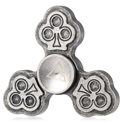 Retro Triple Fidget Spinner Three Trees Style EDC ADHD Focus ToyFidget Spinners<br>Retro Triple Fidget Spinner Three Trees Style EDC ADHD Focus Toy<br><br>Center Bearing Material: Stainless Steel Bearing<br>Color: Gray<br>Frame material: Stainless Steel<br>Package Contents: 1 x Fidget Spinner, 1 x Fidget Spinner Pouch<br>Package size (L x W x H): 10.00 x 10.00 x 2.00 cm / 3.94 x 3.94 x 0.79 inches<br>Package weight: 0.0700 kg<br>Product size (L x W x H): 5.00 x 4.50 x 0.70 cm / 1.97 x 1.77 x 0.28 inches<br>Product weight: 0.0580 kg<br>Swing Numbers: Tri-Bar<br>Type: Triple Blade