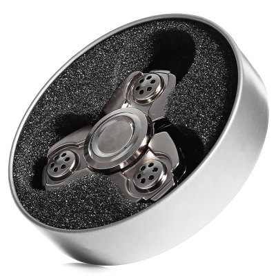 Hollow Triple Hand Fidget Spinner ADHD Focus ToyFidget Spinners<br>Hollow Triple Hand Fidget Spinner ADHD Focus Toy<br><br>Center Bearing Material: Stainless Steel Bearing<br>Frame material: Stainless Steel<br>Package Contents: 1 x Fidget Spinner, 1 x Fidget Spinner Box<br>Package size (L x W x H): 9.40 x 9.40 x 2.20 cm / 3.7 x 3.7 x 0.87 inches<br>Package weight: 0.1310 kg<br>Product size (L x W x H): 5.40 x 5.40 x 1.30 cm / 2.13 x 2.13 x 0.51 inches<br>Product weight: 0.0930 kg<br>Type: Triple Blade
