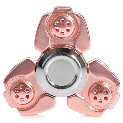 Hollow Triple Hand Fidget Spinner ADHD Focus ToyFidget Spinners<br>Hollow Triple Hand Fidget Spinner ADHD Focus Toy<br><br>Center Bearing Material: Stainless Steel Bearing<br>Frame material: Stainless Steel<br>Package Contents: 1 x Fidget Spinner, 1 x Fidget Spinner Box<br>Package size (L x W x H): 9.40 x 9.40 x 2.20 cm / 3.7 x 3.7 x 0.87 inches<br>Package weight: 0.1290 kg<br>Product size (L x W x H): 5.40 x 5.40 x 1.30 cm / 2.13 x 2.13 x 0.51 inches<br>Product weight: 0.0930 kg<br>Type: Triple Blade