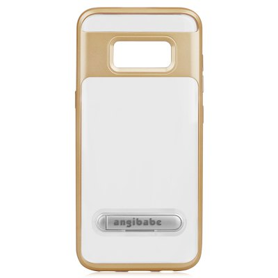Angibabe Bumper Case ProtectorSamsung Cases/Covers<br>Angibabe Bumper Case Protector<br><br>Brand: Angibabe<br>Color: Black,Gold,Rose Gold,Silver<br>Compatible with: Samsung Galaxy S8<br>Features: Anti-knock, Back Cover, Bumper Frame, Cases with Stand<br>Material: Carbon Fiber, TPU<br>Package Contents: 1 x Phone Case<br>Package size (L x W x H): 18.00 x 11.00 x 2.10 cm / 7.09 x 4.33 x 0.83 inches<br>Package weight: 0.0520 kg<br>Product size (L x W x H): 15.30 x 7.30 x 1.10 cm / 6.02 x 2.87 x 0.43 inches<br>Product weight: 0.0310 kg<br>Style: Modern, Contrast Color