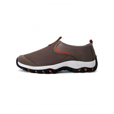 Mesh Breathable Casual ShoesCasual Shoes<br>Mesh Breathable Casual Shoes<br><br>Contents: 1 x Pair of Shoes<br>Materials: Rubber<br>Occasion: Casual<br>Package Size ( L x W x H ): 33.00 x 22.00 x 11.00 cm / 12.99 x 8.66 x 4.33 inches<br>Package Weights: 0.880KG<br>Seasons: Autumn,Spring,Summer<br>Size: 39,40,41,42,43,44<br>Style: Leisure<br>Type: Casual Shoes