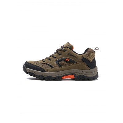 Men Durable Hiking ShoesHiking Shoes<br>Men Durable Hiking Shoes<br><br>Available Size: 39, 40, 41, 42, 43, 44<br>Closure Type: Lace-Up<br>Features: Anti-slip, Breathable, Durable<br>Gender: Men<br>Package Contents: 1 x Pair of Shoes<br>Package size: 33.00 x 22.00 x 11.00 cm / 12.99 x 8.66 x 4.33 inches<br>Package weight: 1.1300 kg<br>Product weight: 0.9500 kg<br>Season: Summer, Spring, Autumn<br>Sole Material: Rubber<br>Type: Hiking Shoes
