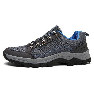 Men Lace Up Hiking Shoes