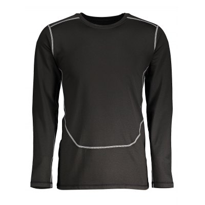 CTSmart Generation Two Quick-drying Workout T ShirtsWeight Lifting Clothes<br>CTSmart Generation Two Quick-drying Workout T Shirts<br><br>Brand: CTSmart<br>Color: Black<br>Features: Breathable, High elasticity, Quick Dry<br>Gender: Men<br>Material: Spandex, Polyester<br>Package Content: 1 x T Shirt<br>Package size: 35.00 x 30.00 x 2.00 cm / 13.78 x 11.81 x 0.79 inches<br>Package weight: 0.3200 kg<br>Product weight: 0.2830 kg<br>Size: 2XL,3XL,L,M,XL<br>Types: Long Sleeves