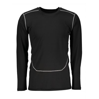 CTSmart Generation Two Quick-drying Compression ClothesWeight Lifting Clothes<br>CTSmart Generation Two Quick-drying Compression Clothes<br><br>Brand: CTSmart<br>Color: Black<br>Features: Breathable, High elasticity, Quick Dry<br>Gender: Men<br>Material: Spandex, Polyester<br>Package Content: 1 x T Shirt, 1 x Pair of Leggings<br>Package size: 35.00 x 30.00 x 2.00 cm / 13.78 x 11.81 x 0.79 inches<br>Package weight: 0.5000 kg<br>Product weight: 0.4610 kg<br>Size: 2XL,3XL,L,XL<br>Types: Suit