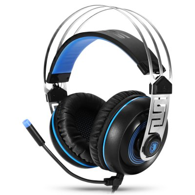Sades A7 Over-ear USB Gaming Headset for Xbox One