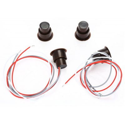 2 Pairs RC - 36 Wired Window / Door Reed Switch Sensor