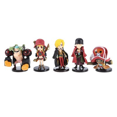 Collectible Animation Figurine Model - 9pcs / setMovies &amp; TV Action Figures<br>Collectible Animation Figurine Model - 9pcs / set<br><br>Completeness: Finished Goods<br>Gender: Unisex<br>Materials: PVC<br>Package Contents: 9 x Action Figure<br>Package size: 15.00 x 9.00 x 5.00 cm / 5.91 x 3.54 x 1.97 inches<br>Package weight: 0.3250 kg<br>Stem From: Japan<br>Theme: Movie and TV