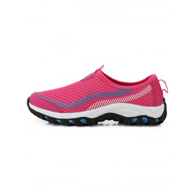 Ladies Anti-slip Hiking ShoesWomens Sneakers<br>Ladies Anti-slip Hiking Shoes<br><br>Contents: 1 x Pair of Shoes<br>Materials: Rubber<br>Occasion: Casual<br>Package Size ( L x W x H ): 33.00 x 22.00 x 11.00 cm / 12.99 x 8.66 x 4.33 inches<br>Package Weights: 0.780KG<br>Seasons: Summer<br>Size: 35,36,37,38,39,40<br>Style: Leisure<br>Type: Hiking Shoes