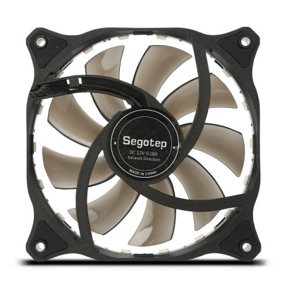 Segotep 3PCS RGB CPU Cooler Fan Temperature ControllerCPU Cooler<br>Segotep 3PCS RGB CPU Cooler Fan Temperature Controller<br><br>Brand: Segotep<br>CFM: 42<br>Compatible: LGA1150, Inter LGA775, Inter LGA1366, Inter LGA1156, Inter LGA1155, Celeron D, AMD940, AMD939, AMD754, AMD FM1, AMD AM3, AMD AM2+, AMD AM2<br>Fan Pin: 4 pin<br>Mounting Hole Size: 120mm<br>Package Contents: 3 x Segotep CPU Cooling Fan, 1 x Controller<br>Package size (L x W x H): 13.00 x 13.00 x 5.80 cm / 5.12 x 5.12 x 2.28 inches<br>Package weight: 0.2700 kg<br>Product size (L x W x H): 12.00 x 12.00 x 4.80 cm / 4.72 x 4.72 x 1.89 inches<br>Product weight: 0.2300 kg<br>Speed: 1800RPM